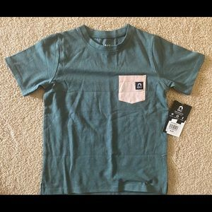 RAGS Green Pocket T-Shirt